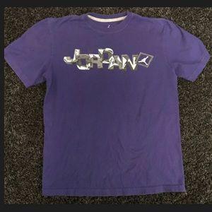 Men's Air Jordan T-Shirt Size Medium